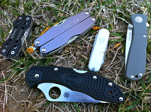 Pocket Knives & Multitools
