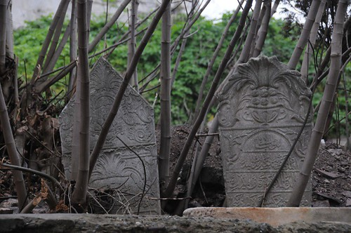 Tombstones a la Turkey