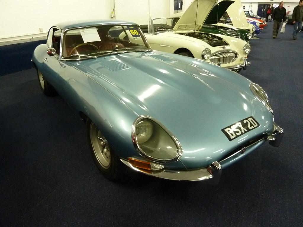DSX 2D - 1966 Jaguar E Type 4.2 Coupe