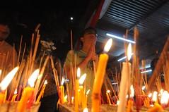 Wesak (udeyismail) Tags: light up temple candle buddha photojournalism malaysia kuala lumpur wesak udey udeyismail