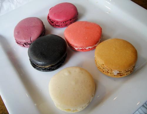 La Duree Macarons