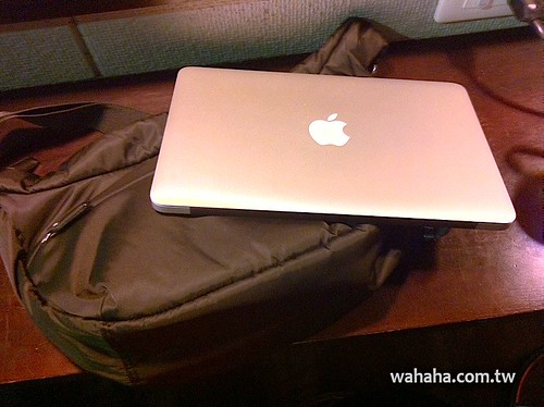 My MacBook Air