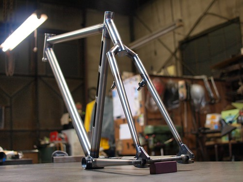 2nd YABUSAME Frame, only for Bikepolo