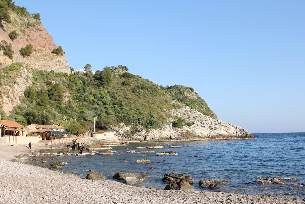 Isla Bella Beach, Taormina
