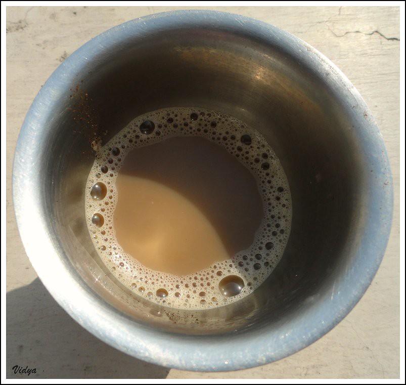 Coffee smells like freshly ground heaven.  ~Jessi Lane Adams
