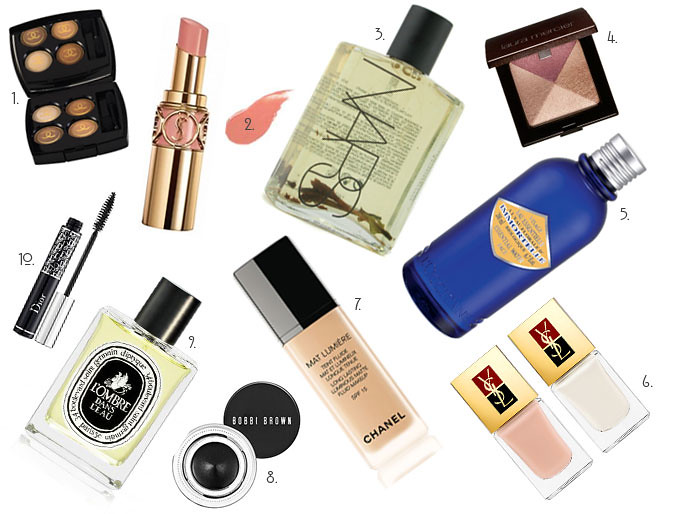 Beauty Product Trends for Spring 2011