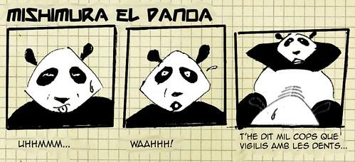 Mishimura el panda