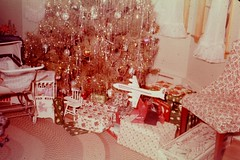 1959 Nelsen Family Vintage Christmas Winter Staten Island 1950s New York A (Christian Montone) Tags: family newyork kids vintage toys holidays photos games 1950s recreation statenisland slides gatherings todthill