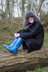 IMG_1562 (Glimmer Rat) Tags: wellies rubberboots gummistiefel wellingtons gumboots rainboots
