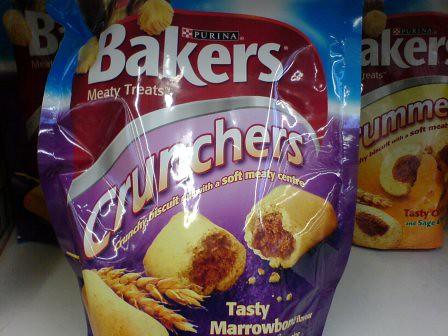 Dsc00062 - Bakers Meaty Treats Crunchers