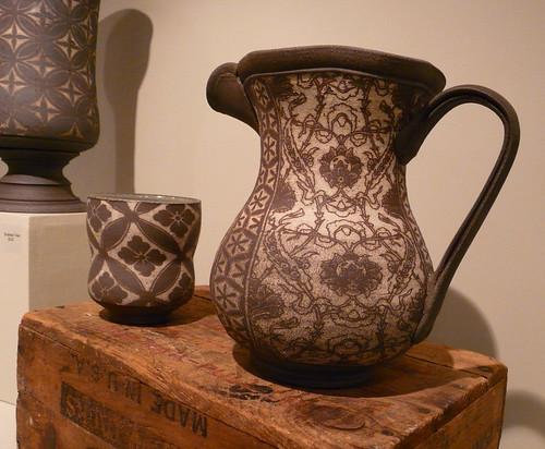 Forrest Lesch-Middleton pottery