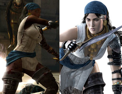 Comparison of Isabela -- DA2