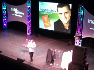 Gary Vaynerchuk at TAOM