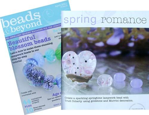 Spring Romance April 2011