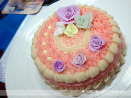天使媽媽蛋糕皂教學台中 0005