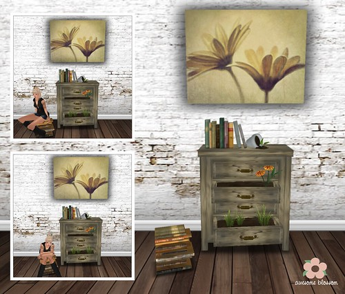 Garden Dresser for Project Themeory
