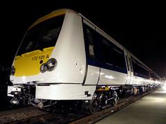 172101 (R~P~M) Tags: uk greatbritain england london train unitedkingdom railway depot 172 wembley dmu chilternrailways multipleunit dbregio