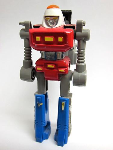 Cy-Kill - Mighty Robot