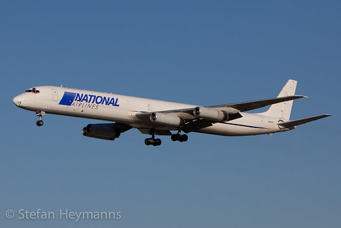 National Airlines N865F