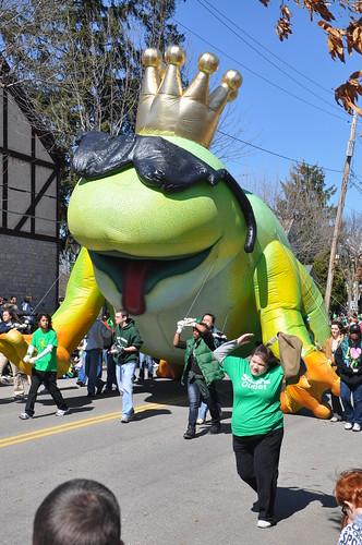 Dublin, OH -- St. Patrick's Day Parade 2011