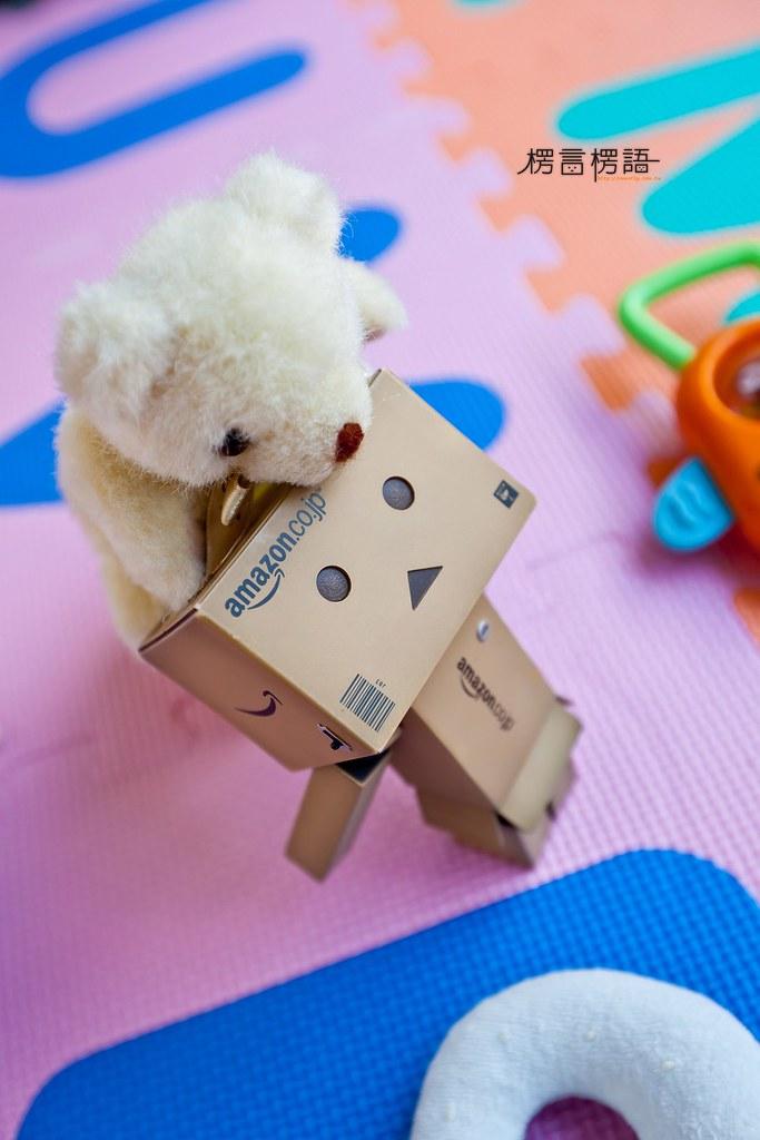 [楞言楞語]泰迪熊系列 – 陪我玩