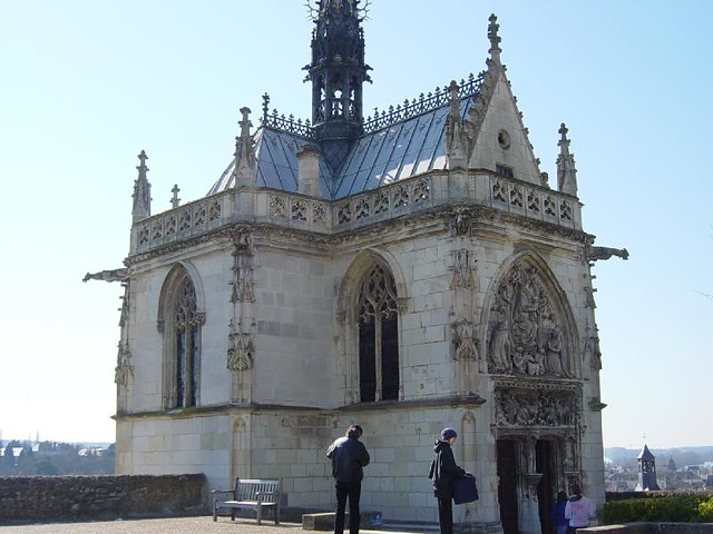 amboise cathedral