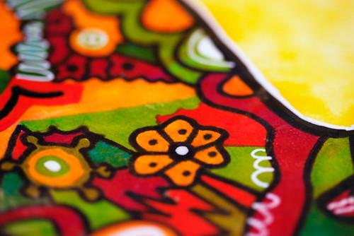 doodle-close-up