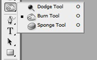 10. Dodge-burn Tool