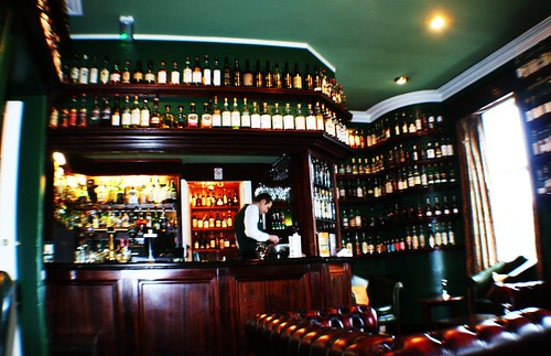 Craigellachie Whisky Bar
