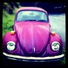 punch buggy purple (ValFriday) Tags: punchbuggy mywalktowork