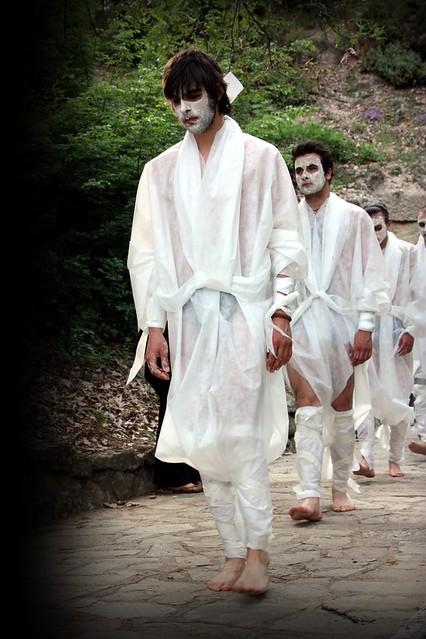 Thracian Burial Ritual