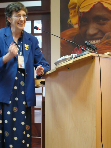 Bio-Innovate launch: Gabrielle Persley, senior advisor to ILRI's director general