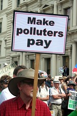 Price the Polluters Rally - Make Polluters pay