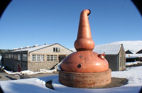 Glenfarclas Distillery, Speyside