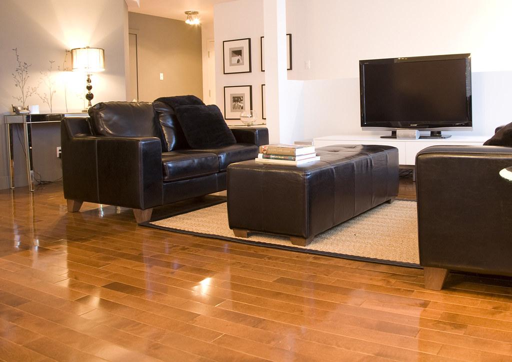 """Cleopatra"" Maple Hardwood Floor by PG Model"