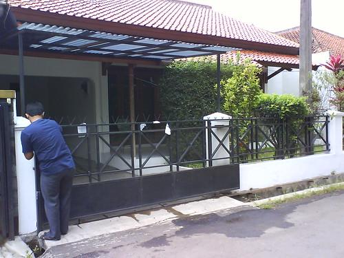 Rumah Kontrakan Baru