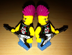 LEGO Collectible Minifigures Series 4 (wiredforlego) Tags: toy lego plastic minifigure 8804