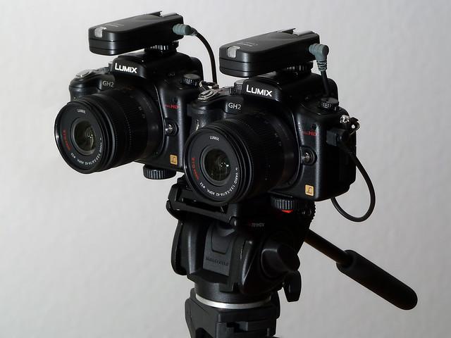 3D camera rig