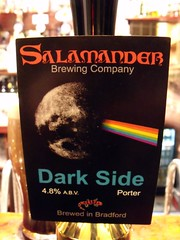 Salamander, Dark Side, England
