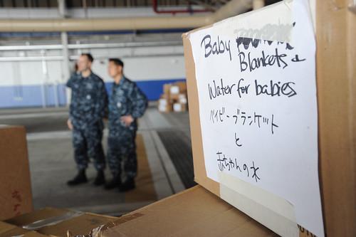 美军参与日本救灾的一些情况 - 银河 - 银河@生存主义唱诗班
