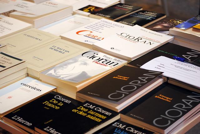 Stand de la Roumanie - Salon du livre de Paris 2011