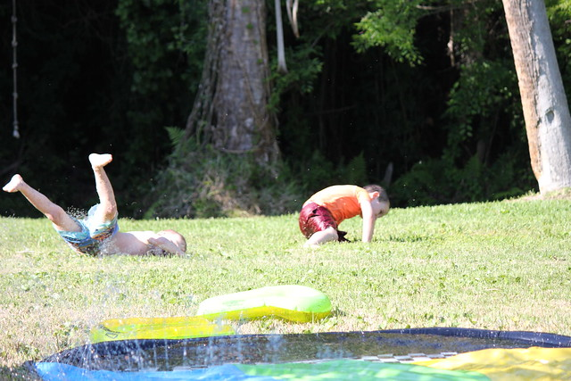 Slip & Slide with Merrick