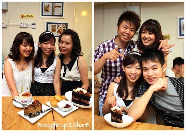 WeiZhi's BDay @ Haute Food2