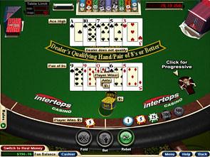 Caribbean Draw Poker