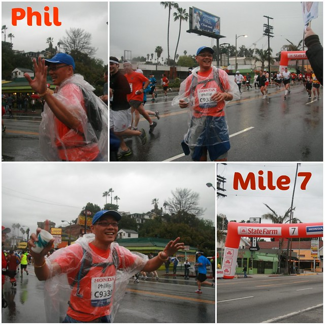 LA Marathon Phil Mile 7