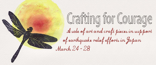 Crafting for Courage