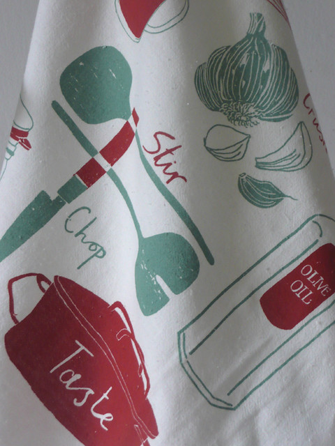Tools of the Trade:Kitchen Tea Towel