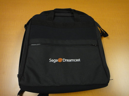 SEGA Dreamcast - Original Dreamcast handbag