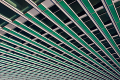 Lines (80D-Ray) Tags: abstract lines architecture almere