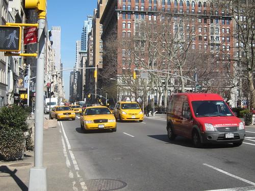 Quinta y Madison Square Park. New York
